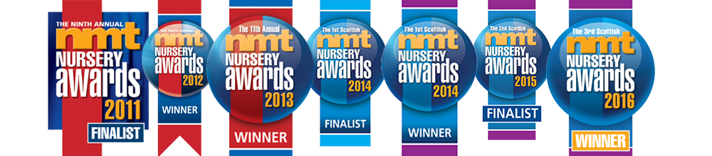 The Happy Feet NMT Nursery Awards